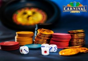 During the free drinks part you will get a special bingo cruise bonus in Carnival Casino